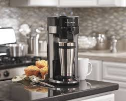Walmart Coffee Bean Grinder Hamilton Beach Flexbrew Single Serve Coffee Maker Model 49995r