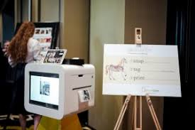 photo booth printers instagram printer hire in melbourne print photos instantly