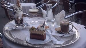 cuisine ur鑼re et des desserts dessert and coffee drinks at cafe florian picture of