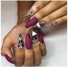 nail polish acrylic nails nail art wheretoget
