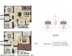 Park West Floor Plan by Compare Brigade Crescent Vs Shapoorji Pallonji Real Estate Park