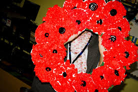 play to learn in kindergarten remembrance day
