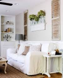 vintage on the shelf 25 ways to reuse shutters in home decor digsdigs