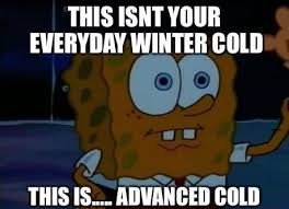 So Cold Meme - this is advanced cold justpost virtually entertaining