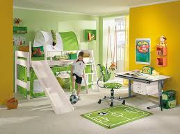kids bedroom enchanting orange and green awesome kid bedroom