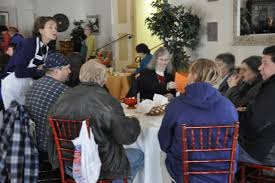 300 guests served at thanksgiving wayside food programs