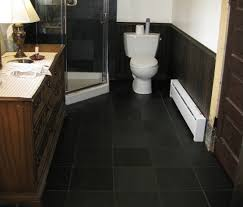 ideas for bathroom flooring interior bathroom flooring options ideas 18 grey slate