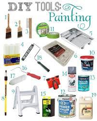 Interior Painting Tools Best 25 Painting Tools Ideas On Pinterest Art Painting Tools