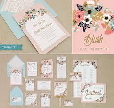 diy invitations templates diy handkerchief inspired wedding invitation suite
