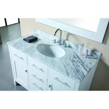 design element dec076c 2 london 48 u201d single sink bathroom vanity