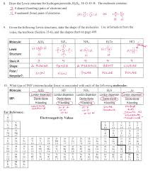 Periodic Table Test Gen Chem Page