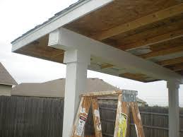 Great Patio Designs by Patio Building A Patio Cover Home Designs Ideas