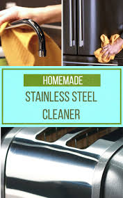 Stainless Steel Questions Faqs About Stainless Steel Shine It This Two Ingredient Cleaner Will Make Stainless Steel Look Brand New