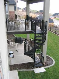 metal spiral staircase for sale standard exterior spiral stair