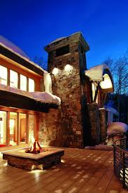 living in style mountain chalets english german and french