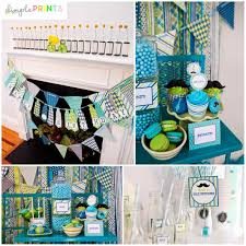 boy baby baby boy shower theme packages shower decorations package