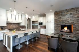 kitchen cooking fireplace designs mantel decorating ideas