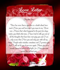love letters for him from the heart letter idea 2018