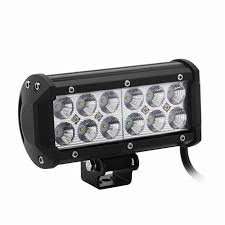 Led Light Bar For Boats by Dropshipping 1pc 6 5inch 36w Led Work Lamp Light Bar Flood Beam