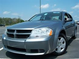 dodge avenger gray used 2008 dodge avenger 4 door sedan 7 490 00