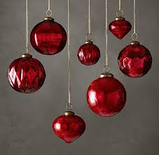 vintage handblown glass ornaments rh