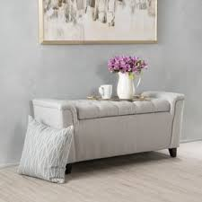 home loft concept ottomans you u0027ll love wayfair