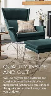 modern ottomans u0026 footstools modern living room furniture room
