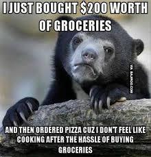 Shopping Meme - funny food shopping meme bajiroo com