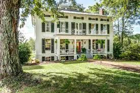 colonial farmhouses charlottesville va 18th century old u0026 historic homes for sale