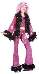 teen disco diva dance retro costume 70s bell bottoms theme