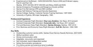 Resume Flight Attendant 7 Flight Attendant Cover Letter Templates Sample Example