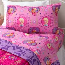 frozen sheets disney frozen size complete bedding set wth