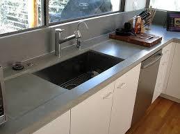 Kitchen Countertop Backsplash by 101 Best Concrete Countertops Images On Pinterest Kitchen Dream