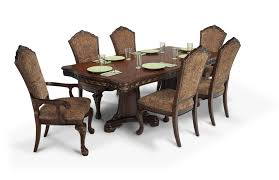 bobs furniture kitchen table set majestic dining room collection bob s discount furniture