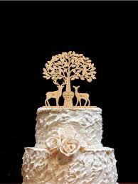 buck and doe cake topper deer cake topper wedding cake topper mr mrs deer cake topper