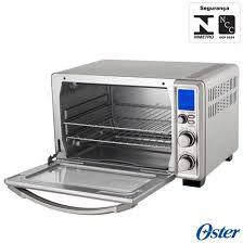 Oster Toaster Oven Tssttvdfl1 Forno Elétrico Oster Gourmet Com Convecção Turbo