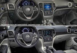 Jeep Grand Cherokee Overland Interior 2014 2017 Jeep Grand Cherokee The Flagship Jeep Luxury Suv