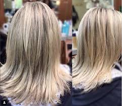 how to blend grey hair with highlights gray hair blending with highlights m2 salon nc at sola salon