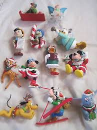 1987 the disney collection disney ornaments