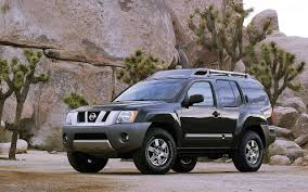 black nissan nissan x terra car wallpapers and specifications
