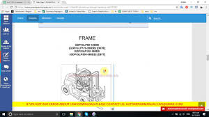yale class 5 forklift full service manual tranining dvd youtube