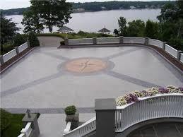 Backyard Cement Ideas Chic Backyard Cement Patio Ideas Concrete Patio Give Your Outdoor