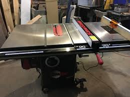 table saw router table i finally have my ideal table saw router table setup woodworking
