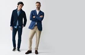 Mens Formal Wear Guide The Chino Guide Club Monaco