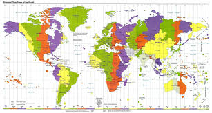 map of time zones in the usa printable time zones in us map us map of time zone printable time zones