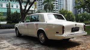 roll royce rent rolls royce silver shadow ii car rental the wedding limo co