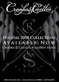 crooks and castles black friday crooksncastles8021 8021 melrose ave los angeles ca 90046
