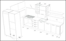 What Is Standard Height For Kitchen Cabinets Standard Kitchen Cabinet Height Above Counter Standard Height Of