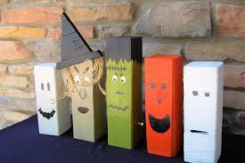 single halloween jack o lantern home yard decorations made
