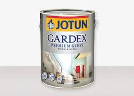 gardex premium gloss wood u0026 metal products jotun malaysia